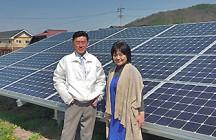 農地転用型太陽光を導入されたM様