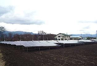 農地転用型太陽光を導入されたR様