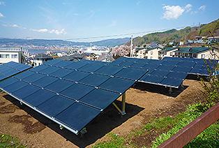 太陽光発電を導入されたS様