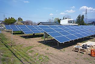 太陽光発電を導入されたK様