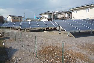 太陽光発電を導入されたA様