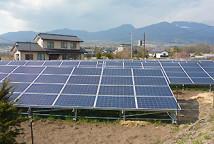 太陽光発電を導入されたM様
